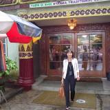 高級なミャンマー料理店@ヤンゴン