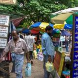 ヤンゴンの看板屋さん@ミャンマー
