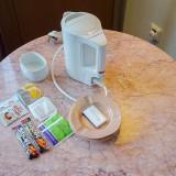部屋のお茶セット@セドナホテル