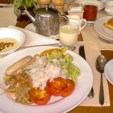 セドナホテルの朝食@ミャンマーヤンゴン