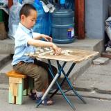 シャンチーで遊ぶ@北京