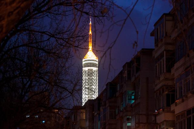 大連テレビ塔(電視塔)