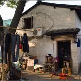紹興の伝統家屋 八字橋周辺