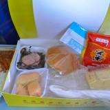 中国南方航空の食事@新潟発ハルピン行き
