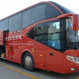 空港バス2号線@ハルピン太平国際空港