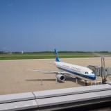 中国南方航空@新潟空港