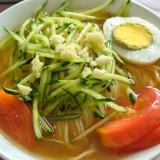 冷麺@木蘭海龍特色酒館