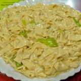尖椒干豆腐(尖椒(大きい獅子唐)と干豆腐の炒めもの)@餃子大王
