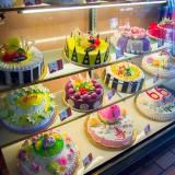 ケーキ見本@木蘭のケーキ屋さん