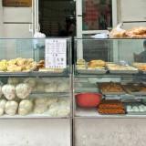 お餅屋さんの商品ケース@北京