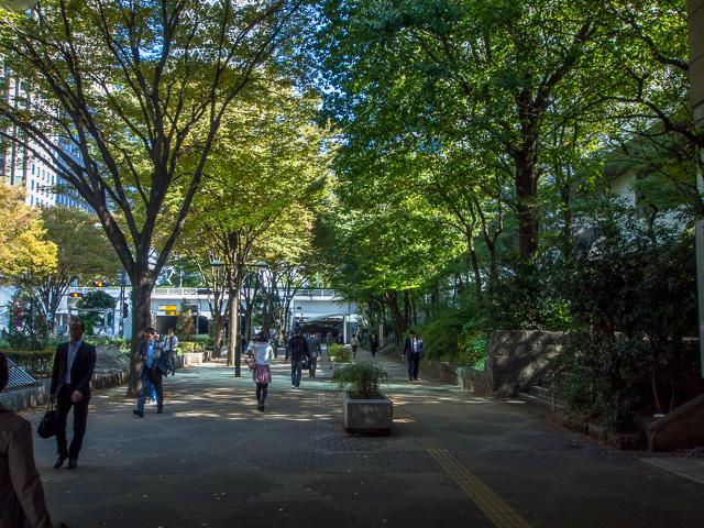 新宿中央通り@東京