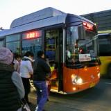 またまたバスで桐郷の街へ