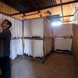 乾燥室@桐郷の真綿工場