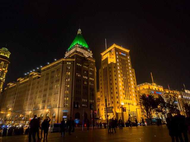 和平飯店@上海外灘