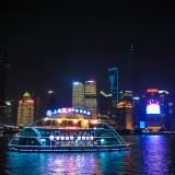 外灘の夜景はいつも感動@上海