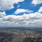 まあまあの眺望でした@東京スカイツリー