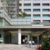 東京入国管理局庁舎入口@品川