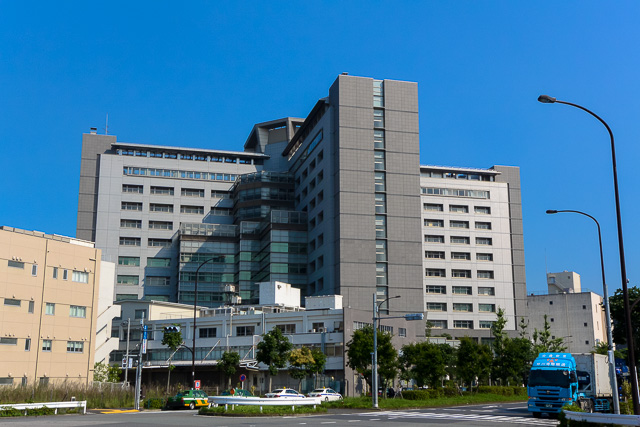 東京入国管理局庁舎@品川